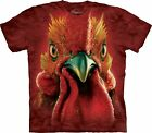 Rooster Head Adulto  Animals Unisex T Shirt The Mountain