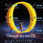 15% OFF O CIRQUE DU SOLEIL SHOW ADMISSION TICKET DISCOUNT PROMO SAVINGS OFFER