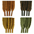 TZ Branded Flat Laces For Fashion Trainers, Shoes and Boots - Browns