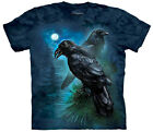 Ravens Adult  Animals Unisex T Shirt The Mountain