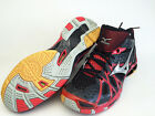Mizuno Japan Men's WAVE TORNADE 9 MID Volleyball Shoes Black Red 2014 New