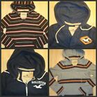 NWT HOLLISTER BY ABERCROMBIE & FITCH MEN Hoodie, Long Sleeve S, M, XL