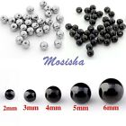 100pc 2-6mm Ball For Lip Navel Eyebrow Nose Ring Body Piercing Accessories M