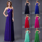 CHEAPER~LONG BRIDESMAID FORMAL GOWN BALL PARTY COCKTAIL EVENING PROM MAXI DRESS