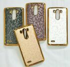 New Leather Designs Hard Back Cover Case Skin for LG G3