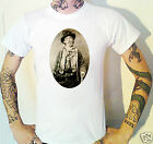 Billy The Kid T-Shirt Cowboy Western Only known photo outlaw gunslinger