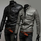 Cheap ~ New Glamous Pinup Korean Style Men's Blouse Jacket Muscle Jacket Coats