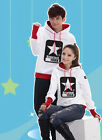 4 Colors Started 1908 Lovers Couples Hoodie Leisure Thick warm Women Men WL5097