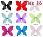"""12 Pcs 16""""x19"""" Fairy Wings Butterfly Costume : Tinker Bell Halloween Angel Pixie for sale  Rowland Heights"""