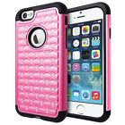 iPhone 6 Case Cimo Apple Heavy Duty Shockproof Hybrid Fashion Bling Cover 4.7