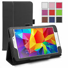 """LEATHER CASE COVER FOR SAMSUNG GALAXY TAB 4 7.0 (7"""" models SM-T230, T231, T235)"""