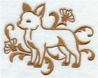DOG BLANKET   EMBROIDERED     4 COLOURS 12 BREEDS  BNWOT CHIHUAHUA