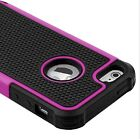 PC Shockproof Dirt Dust Proof Hard Matte Case Cover For APPLE iPhone 4S/5S/5C/6