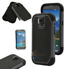 For Samsung Galaxy S5 Active G870 Shockproof Hybrid Rugged Combo Hard Case Cover