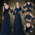 Hot Masquerade Attire Formal Bridesmaid Cocktail Evening Prom Gown Party Dress 1