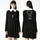 Disturbia Thursday Dress Goth Dress Punk Gothic Rock Rave Cyber Grunge