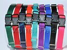 "Underground Electric Dog Fence Replacement Collar Strap Large 17"" to 23.5"" long"