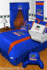Florida Gators Comforter Bedskirt Sham Valance Twin Full Queen King Sidelines