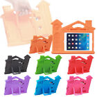 House Style Kids Handle & Stand Shockproof Thick Foam Case Cover for iPad Mini