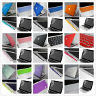 "4in1 Kit Rubberized Case Keyboard LCD Cover Plugs For Macbook Air/Pro 11""13""15"""
