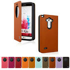 Genuine iFace Innovation(Luxury) Diary Cover Case for LG G3 Smartphone Case