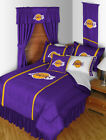 Los Angeles Lakers Bed in a Bag Twin Full Queen King Comforter
