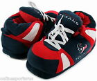 Houston Texans Slippers Hi Top Boot Sneaker Style