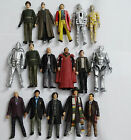 The Brigadier Cyberman MASTER 10th 6th 3th  8TH 1st 11TH 2th Doctor who figure