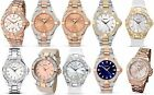 Seksy Intense by Sekonda Ladies Watch White Blue Rose Gold Dial Strap & Bracelet