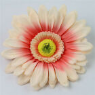 Lovely Wedding Artificial Flowers Heads Spain Chrysanthemum Silk Flowers 5Pcs