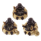 Laughing Fat Chinese Buddha Holding Possessions - Good Luck, Wealth, Feng Shui