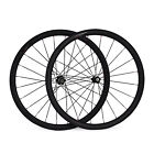 Carbon Wheels 38mm Clincher 23mm Width For Racing Road Bike