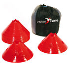 Precision Training Giant Saucer Cone Set of 20 in White, Yellow or Red