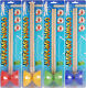 JUGGLING DIABOLO PLASTIC CHILDS OUTDOOR TOY RANDOM COLOURS T65 109 (SMALL)
