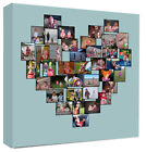 Personalised Photo Collage Canvas