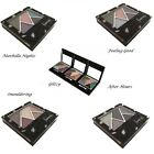 Famous X High Five Eye Shadow Palette By Sue Moxley, Choice Of Shades, Lovely