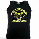 FITNESS INSTRUCTOR VEST Lots of Colour Golds Powerhouse muscle personal trainer