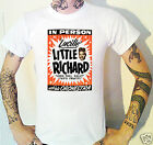 Little Richard Poster T-Shirt Vintage Rock and Roll Rockabilly