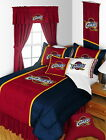Cleveland Cavaliers Comforter and Sham Twin Full Queen or King Sizes