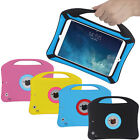 Cute Children Shockproof Soft Silicon Cover Case with Handle for iPad Mini 2