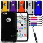 Shockproof Case Cover for Apple iPhone 6 6Plus 5S 5 4 4S