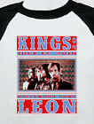 KINGS of LEON T shirt  br new   all sizes S M L XL