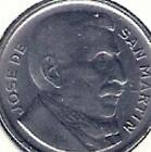 Argentina 10 Ten Centavos Coins South America Currency