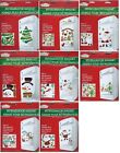 Build your own Holiday Christmas Tree Snowman Santa Navity Magnet CHOOSE STYLE