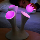 New Cute Boon Glo Style Color Changing Night Light Movable Glowing Balls Lamp