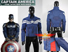 Captain America 2 The Winter Soldier Steve Rogers Jacket For Cosplay Costume