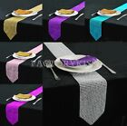 Simple Style Table Runner Rhinestone Table Cloth Wedding Party Banquet Decor FKS