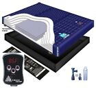 InnoMax 99% LUXURY WAVELESS WATERBED MATTRESS LINER TOUCH...