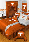 Tennessee Volunteers Comforter Sham & Pillowcase Twin Full Queen King Size