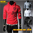 New Men's Clothes Assassin Creed Hoodies Cosplay Costume Sport Jacket Sweatshirt